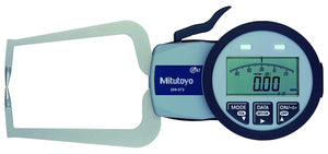 "209-572 Mitutoyo Thickness Gage 0.78"" Range, 3.2"" Reach"