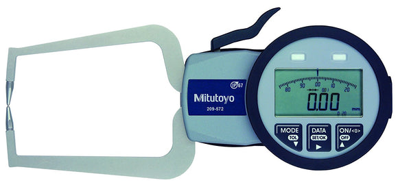 209-572 Mitutoyo Thickness Gage 0.78