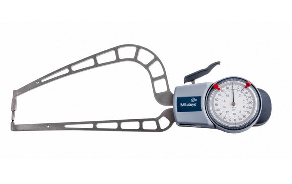 209-917 Mitutoyo Long Reach Dial Thickness Gage