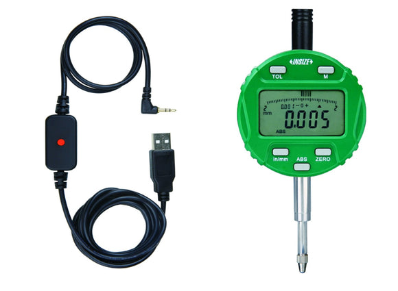 2103-25E INSIZE Indicator to USB Package 1