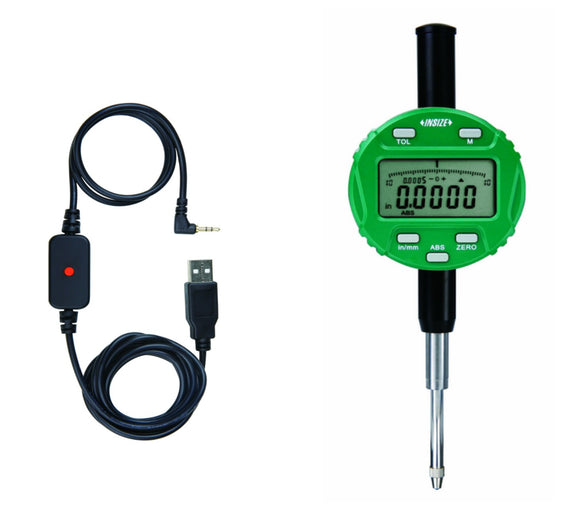 2104-25E INSIZE Indicator to USB Package 1