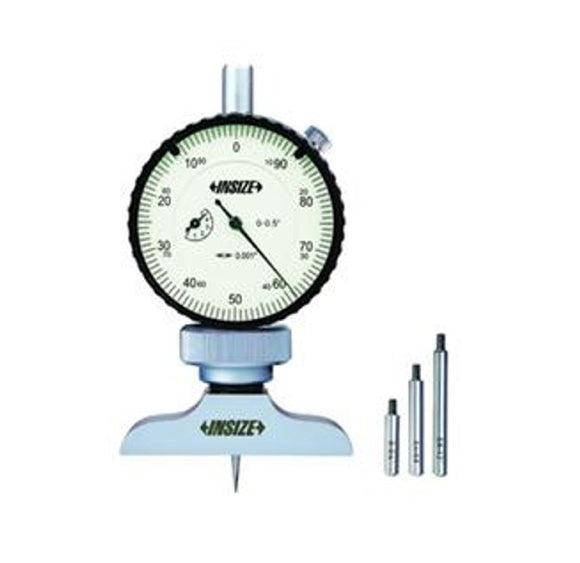 2341-E1 Dial Depth Gage 1.2