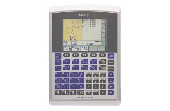 264-156A Mitutoyo QM-Data 200 with Arm Mount Digital Display