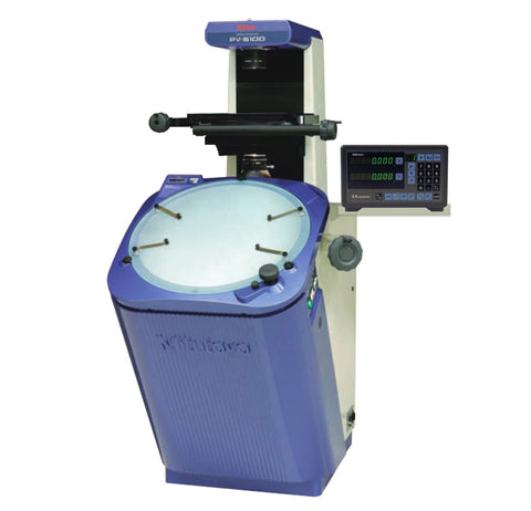 PV-5110 Mitutoyo Vertical Optical Comparator w/KA Counter