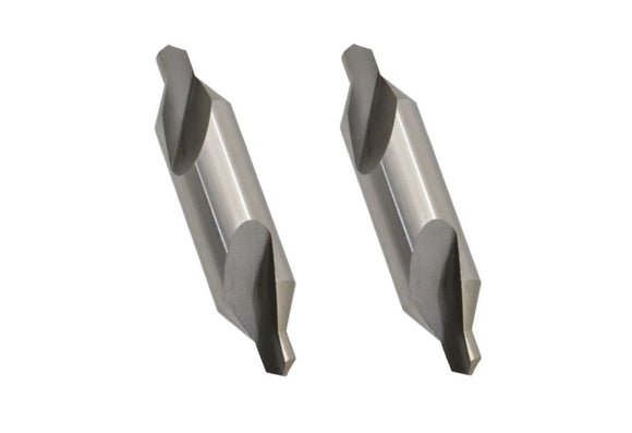 43-274-0 Size 8, 60° Center Drill 2 Pc