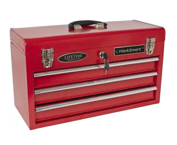 45706496 Steel Portable Tool Chest
