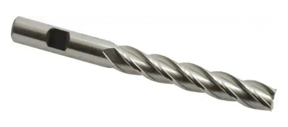 46-668-0 M-42 Cobalt Single End Mill 4 Flute 3/8