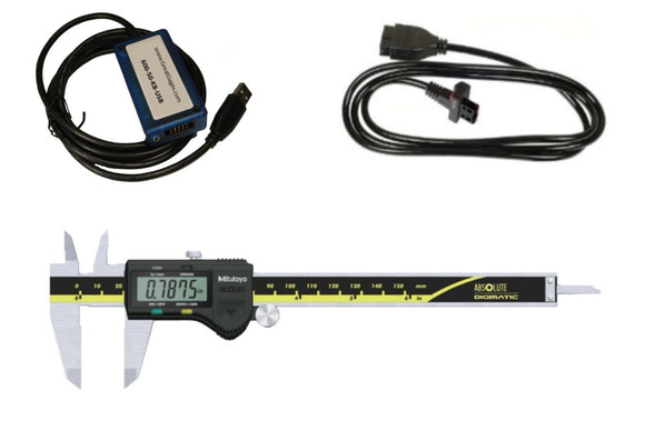 500-171-30-USB-M Mitutoyo Caliper to MAC Interface Package, 6