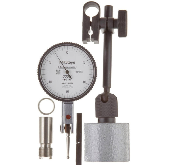 513-907-10E Mag Stand & Test Indicator .03