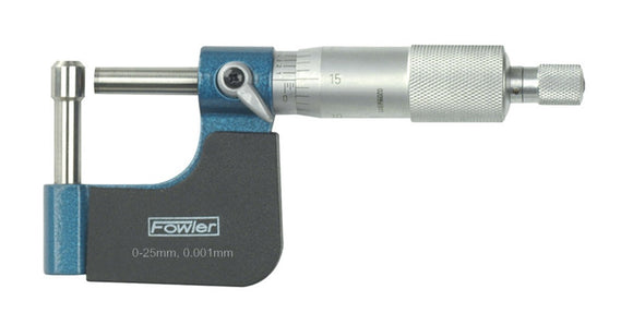 52-510-101-1 Fowler Tube Micrometer 0-25mm