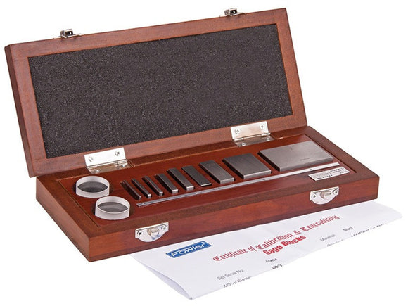 53-670-002 Micrometer Calibration Set