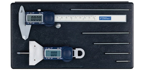 54-004-255 Caliper & Depth Gage Kit