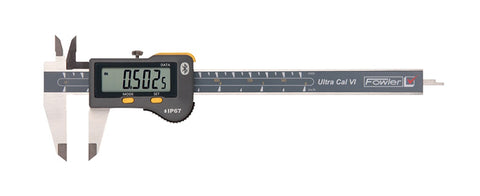 "54-100-167-0 Fowler / Sylvac Electronic IP67 Caliper 6"" Built-in Bluetooth"