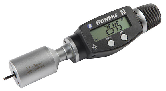 54-367-004 Digital Internal Micrometer .10-.12