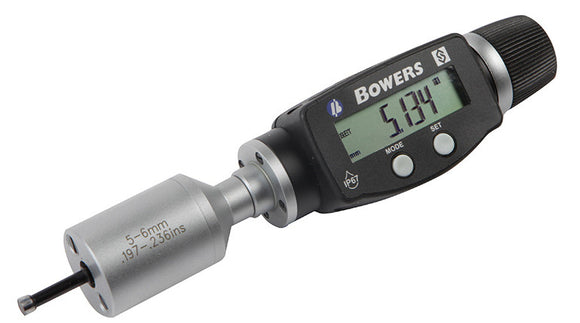 54-367-007 Digital Internal Micrometer .20-.25