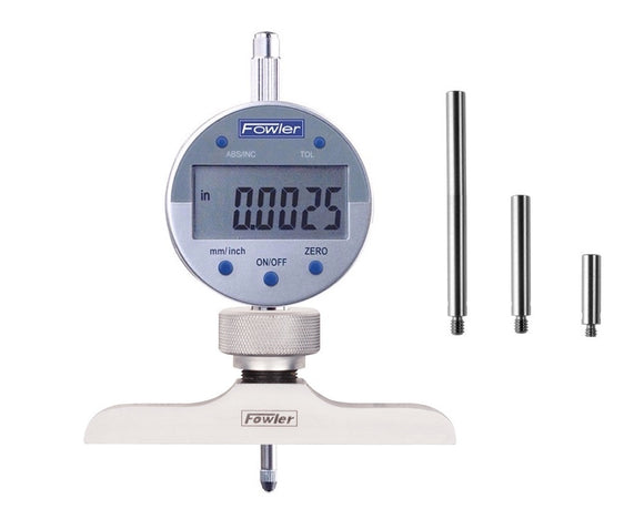 54-520-250-DG Digital Depth Gage 4