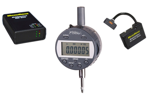 54-520-305-MC Fowler Digital Indicator to PC Wireless Package