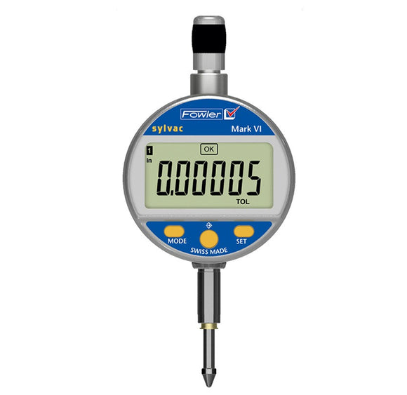 54-530-175 Fowler / Sylvac Digital Indicator  2