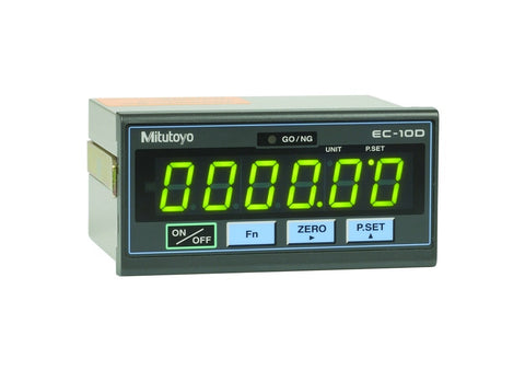 542-007A EC Counter Electronic Display
