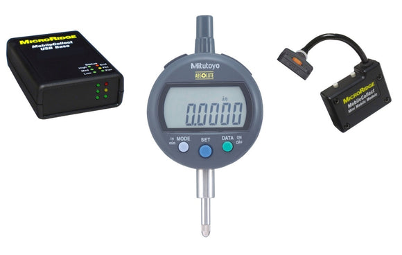 543-402-MC Mitutoyo Digital Indicator to PC Wireless Package
