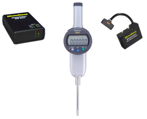 543-496B-MC Mitutoyo Digital Indicator to PC Wireless Package