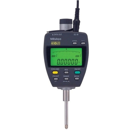 "543-552A Mitutoyo Digital Indicator 1"" Range - .00005"" Res"
