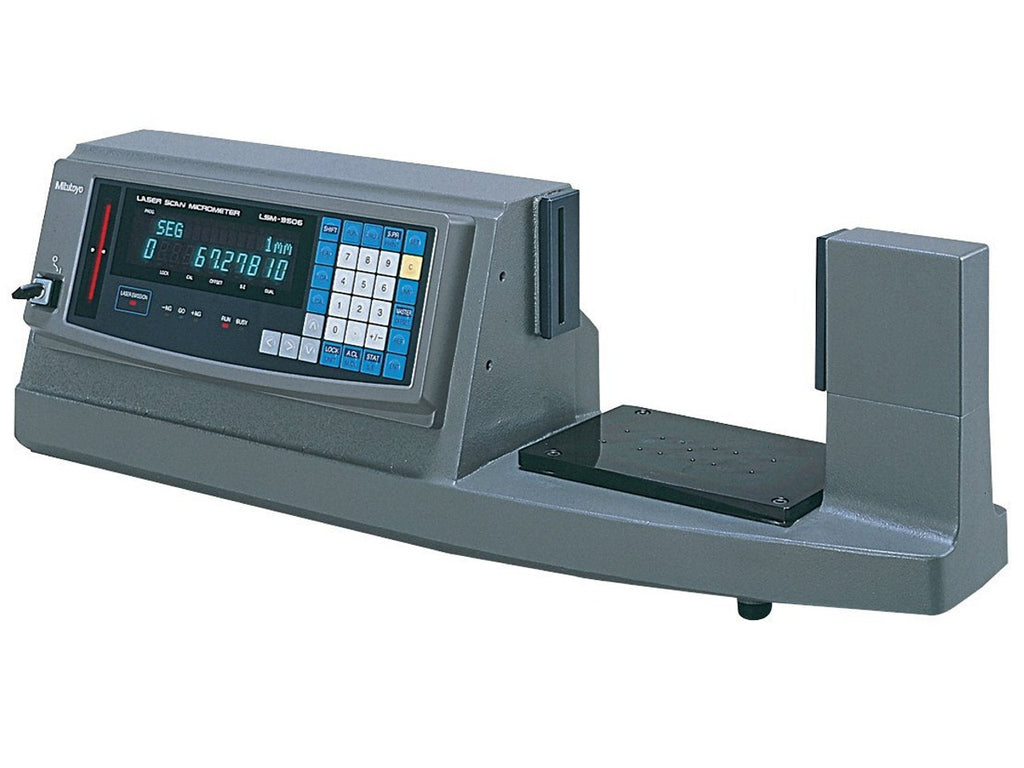 544-116-1A Mitutoyo Bench-Top Laser Scan Micrometer