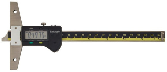 571-211-30 Mitutoyo Digital Depth Gage 6