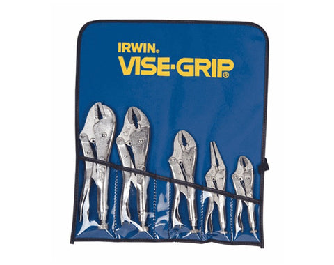 61-036-0 Vise-Grip 5pc Locking Plier Set