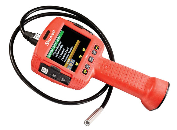 699-10 Starrett Inspection Video Borescope
