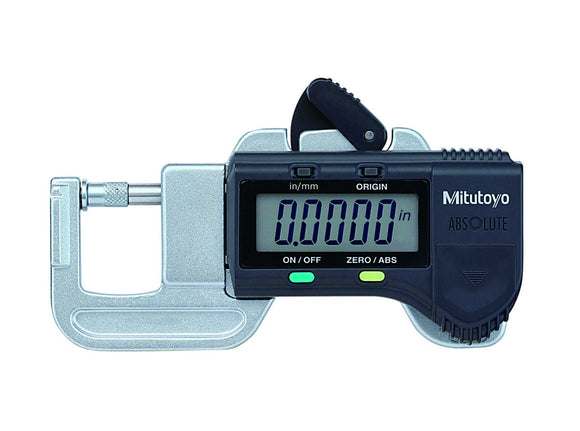 700-118-30 Mitutoyo Quick Mini Thickness Gage