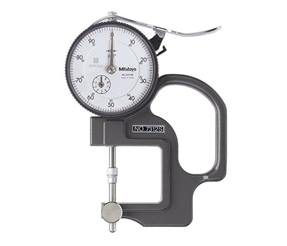 7312S Mitutoyo Dial Thickness Gage .5