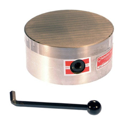 77-506-4 Round Magnetic Chuck