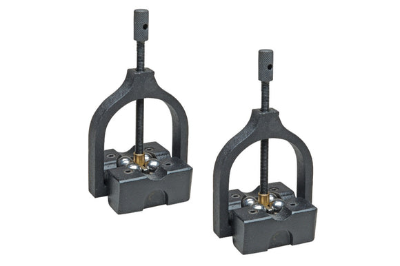 91-308-7 Ball Bearing V-Block Set - Small