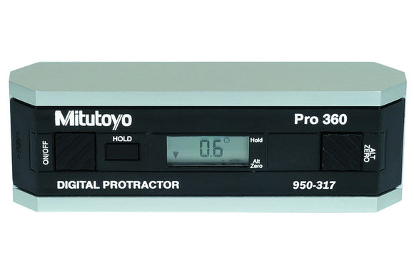 950-317 Mitutoyo Digital Protractor