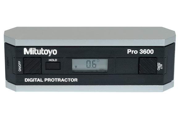 950-318 Mitutoyo Digital Protractor with RS-232 Output