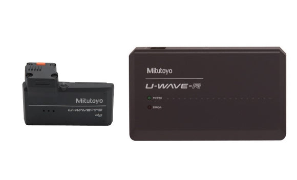 Mitutoyo U-Wave FIT Wireless Package with Receiver for Mitutoyo Caliper
