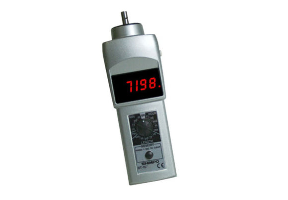 DT-107A Contact LCD Tachometer