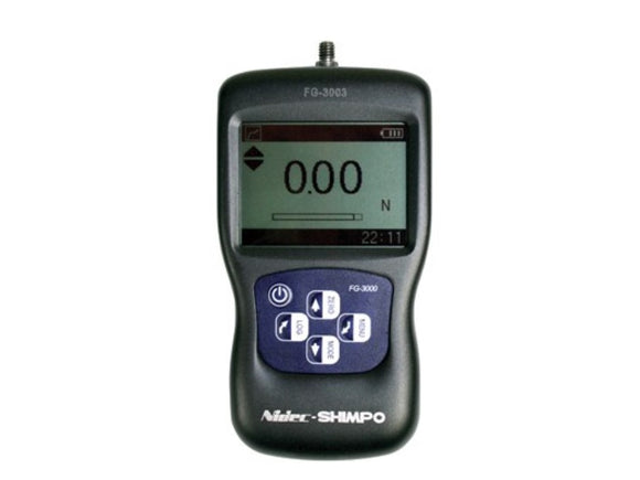 FG-3006 Digital Force Gage 22 lb Range with SPC Output