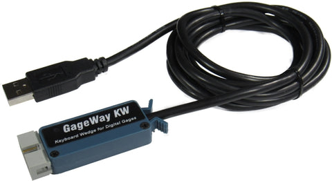 GageWay KW to USB Single Gage Interface