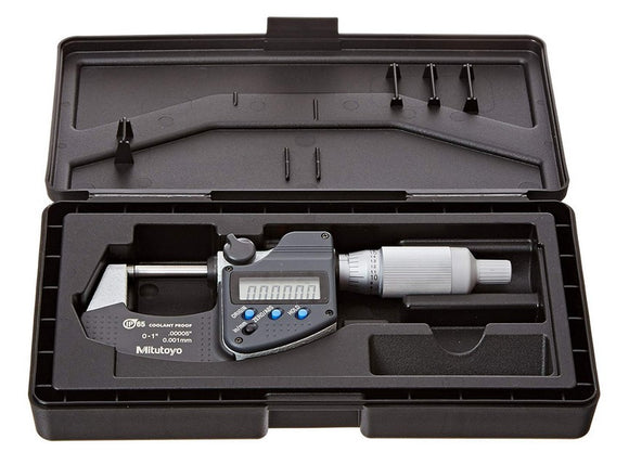 04MAA213 Mitutoyo Micrometer Plastic Case for 1