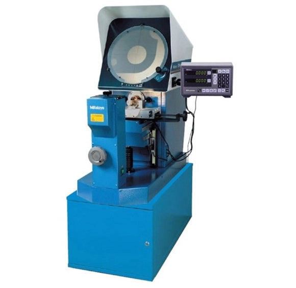 PH-A14 Mitutoyo Optical Comparator w/KA Counter & Stand