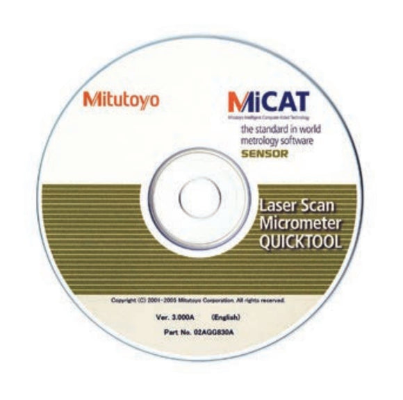 LSM Quicktool Software