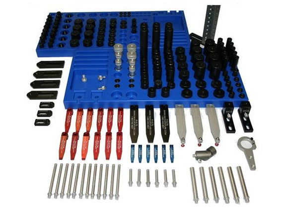Rayco CMM Fixture Component Kit - R8-CK-C - M8 Threads