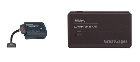 Mitutoyo Wireless Package U-Wave Package (without Gage)