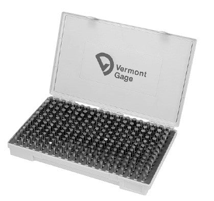 Vermont Steel Gage Pin Set .0110 - .2500