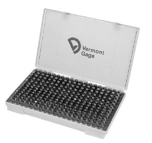 Vermont Steel Gage Pin Set .0615 - .2505