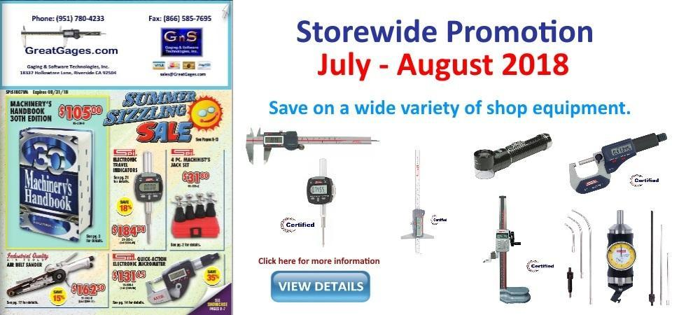 Store Wide Promotion