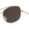 Coleman / Shiny Gold -Sunglasses - Bailey Nelson London - 3