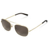 Coleman / Shiny Gold -Sunglasses - Bailey Nelson London - 2